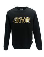Picture of Versace Jeans Couture Logo Sweat Shirt