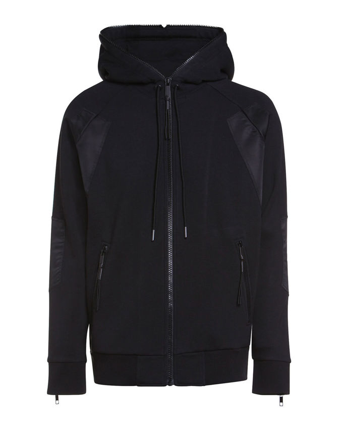 Picture of Diesel Ivan Hood Sweat Jacket