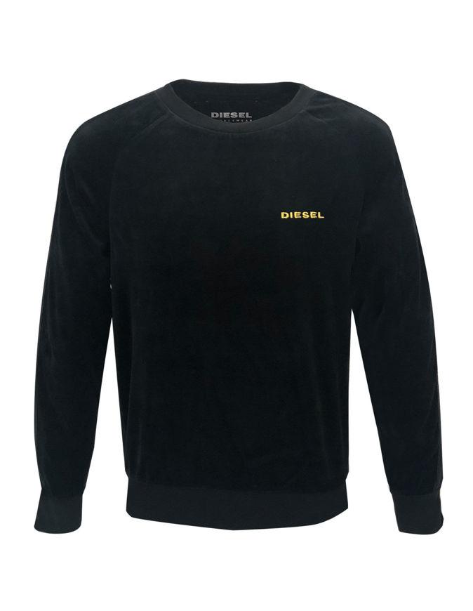 Picture of Diesel Tape Velvet Sweat Shirt