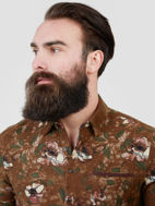 Picture of Pearly King Brushed Cotton Floral Shirt