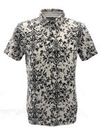Picture of Pearly King Floral Knitted Polo