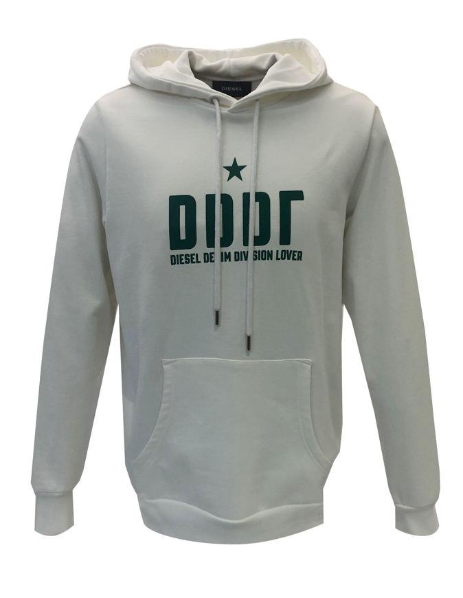 Picture of Diesel S-GIR Hood Sweatshirt