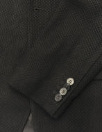 Picture of Karl Lagerfeld Basket Weave Black Blazer