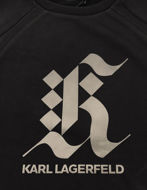 Picture of Karl Lagerfeld Reflective Logo Sweatshirt