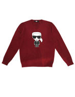 Picture of Karl Lagerfeld Ikonic Crew Neck Knit