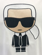 Picture of Karl Lagerfeld Ikonic White Tee