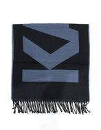Picture of Karl Lagerfeld Karl Logo Wool Scarf