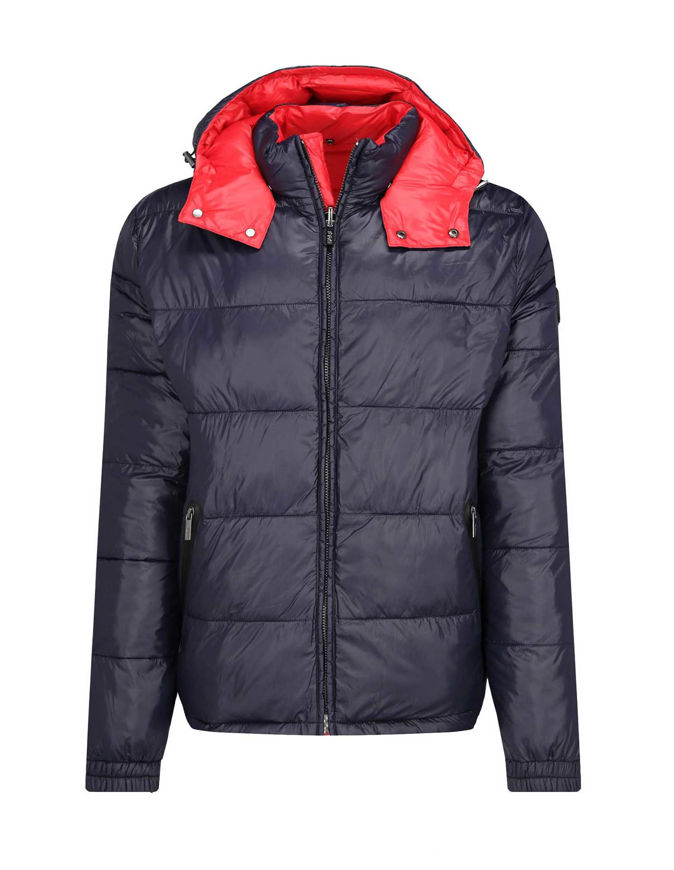 Picture of Karl Lagerfeld Quilted Reversible Jacket