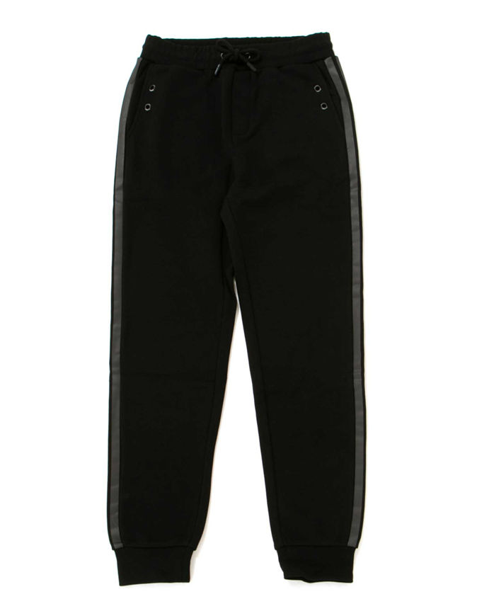 Picture of Karl Lagerfeld Reflective Tape Sweatpants