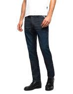 Picture of Replay Hyperflex Navy Denim Stretch Jean
