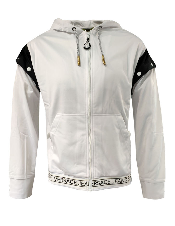 Picture of Versace Jeans Detachable Sweat Jacket