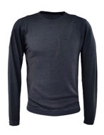 Picture of Karl Lagerfeld Merino Wool R-neck Knit