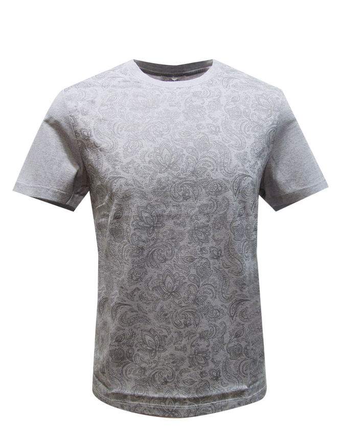 Picture of Versace Embellish Print T-shirt