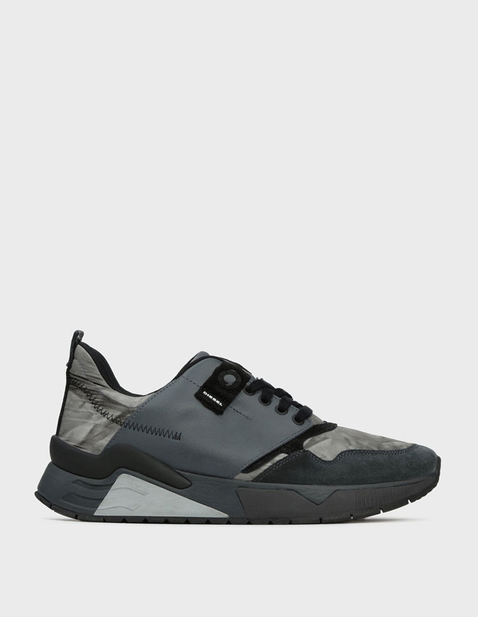 Picture of Diesel Brentha Grey Sneaker