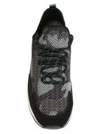Picture of Diesel S-KBY Green Camo Lace Sneakers