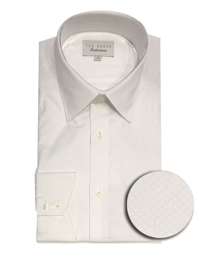 Picture of Ted Baker Endurance Timeless White Shirt