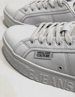 Picture of Versace Jeans Couture Embossed Sole Sneakers