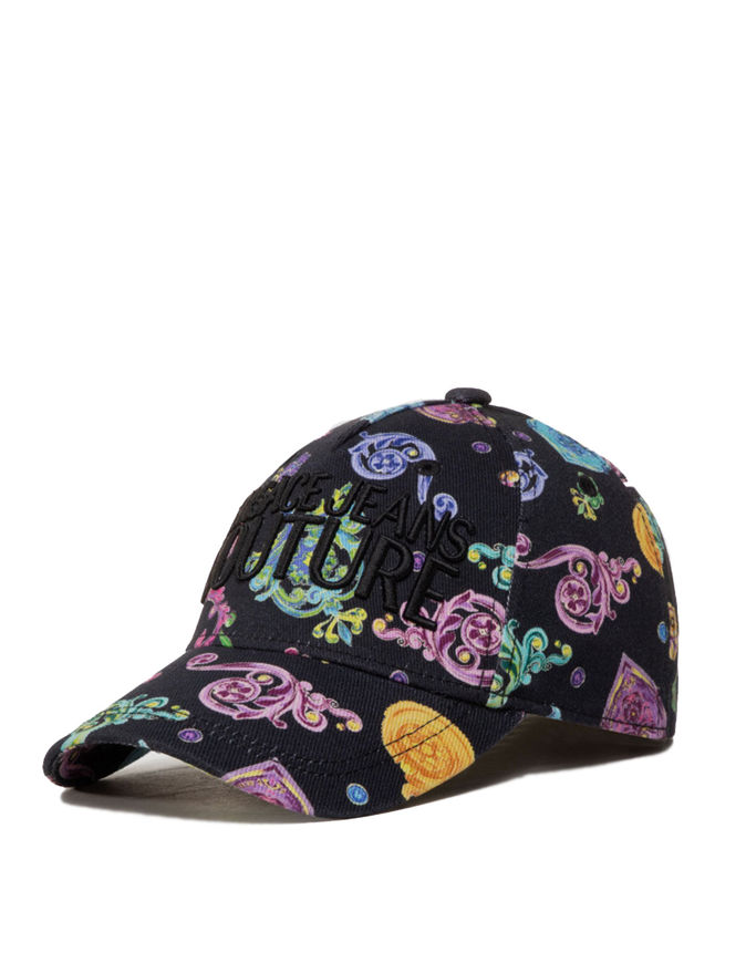 Picture of Versace Jeans Couture Baroque Cap