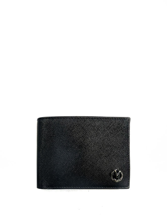 Picture of Versace Jeans Nappa Bi-fold Wallet