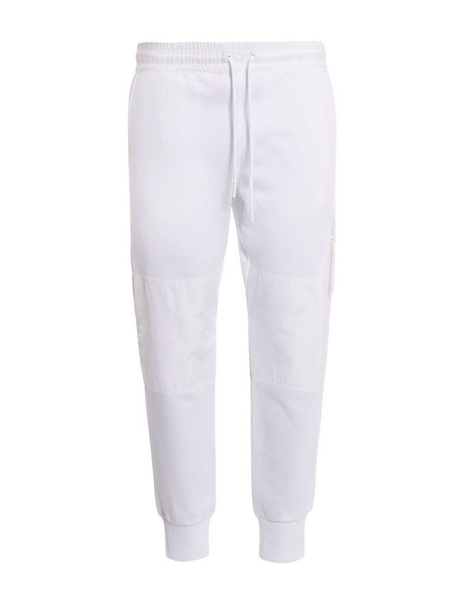 Picture of Diesel P-Ortex White Sweat Pant