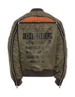 Picture of Diesel Reversible Zips Bomber Jacket