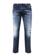 Picture of Diesel D-Bazer Washed Denim Jean