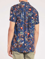 Picture of Gaudi Safari Print S/S Shirt