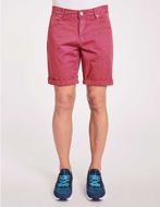 Picture of Gaudi Red Cotton Stretch Shorts