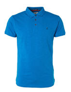 Picture of No Excess Blue Cold Dye Polo