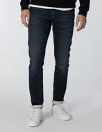 Picture of No Excess Dark Wash Slim Jog Jean