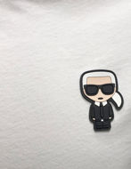 Picture of Karl Lagerfeld Ikonik White Tee