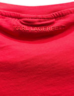 Picture of Karl Lagerfeld Ikonik Red Tee