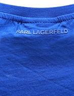 Picture of Karl Lagerfeld Ikonik Blue Tee