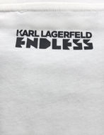 Picture of Karl Lagerfeld Endless White Tee