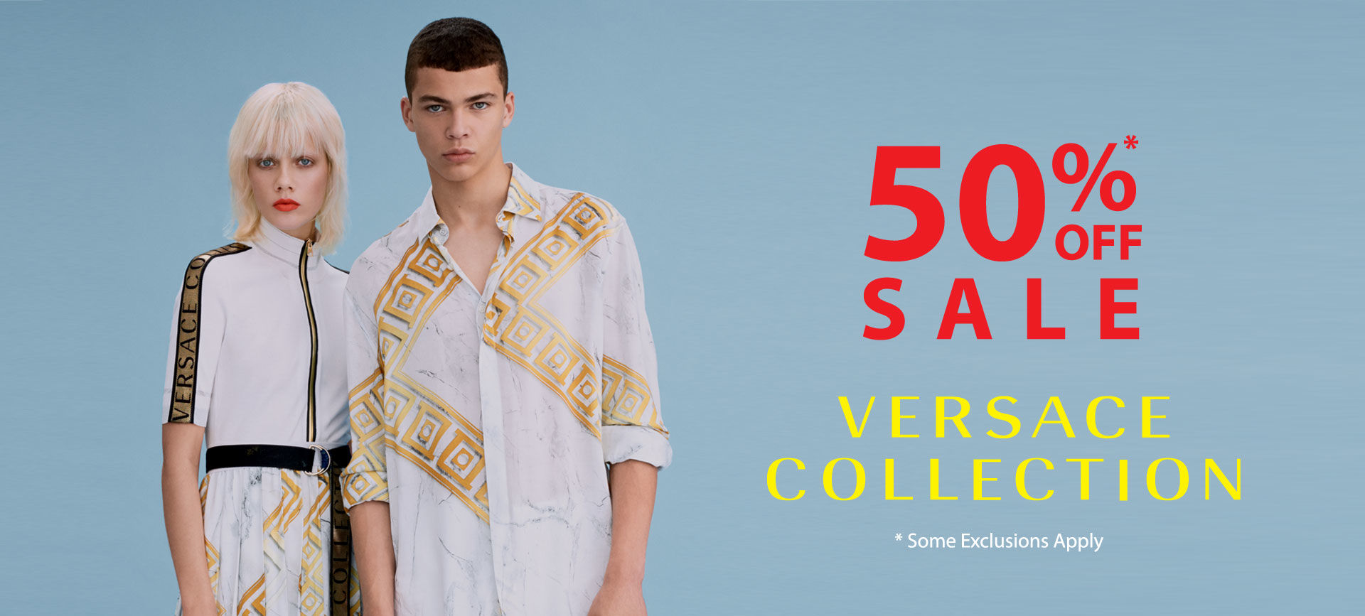 Versace Collection from George Harrison Menswear