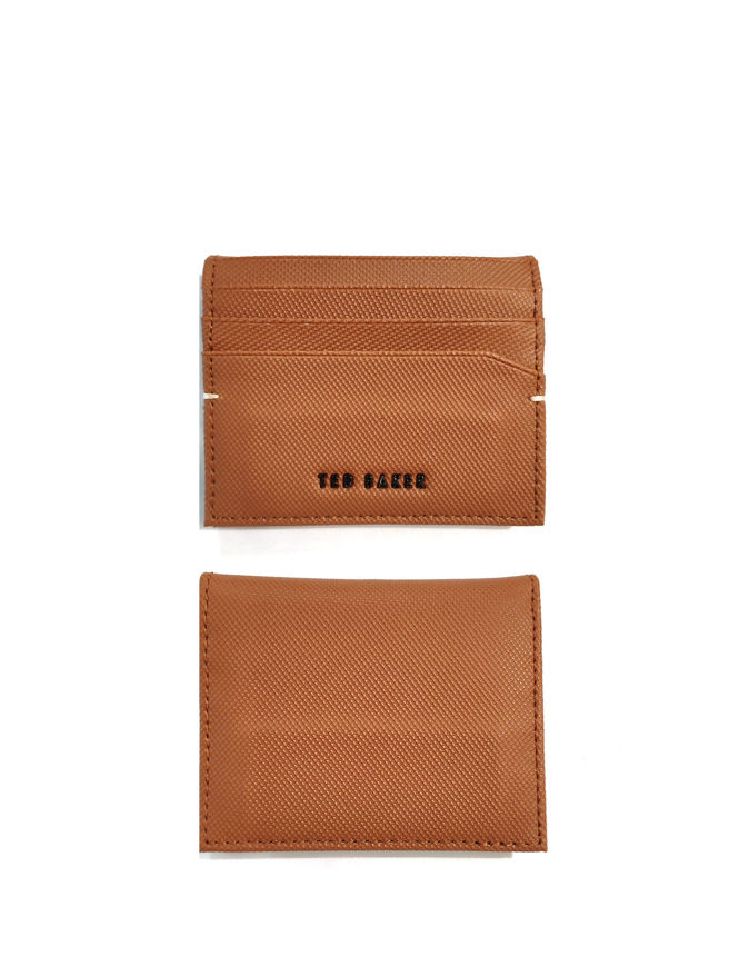 Picture of Ted Baker Perf 2Fold Card Holder