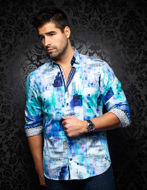 Picture of Au Noir Coppa Summer Blue Shirt