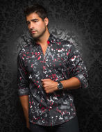 Picture of Au Noir Cristobal Cotton Shirt