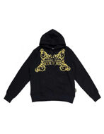 Picture of Versace Embroidered Hooded Sweatshirt