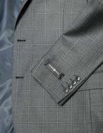 Picture of Studio Italia Grey Over Check Suit
