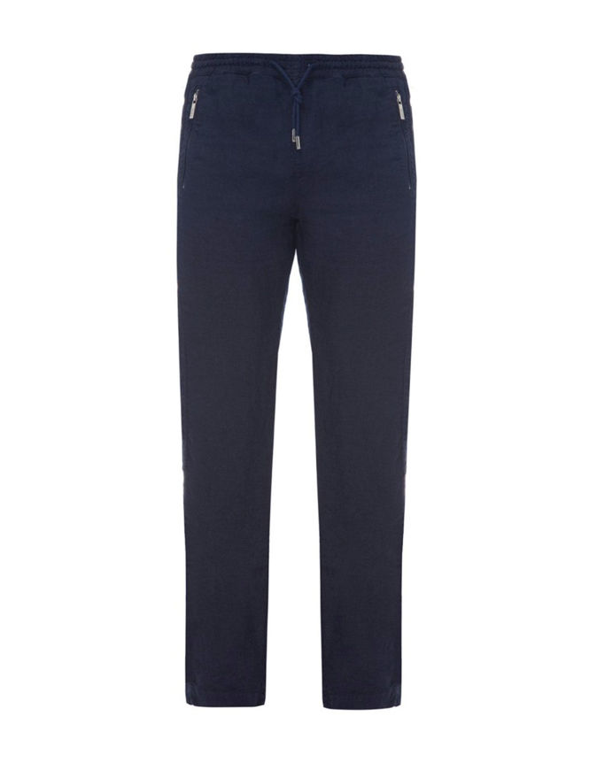 Picture of Karl Lagerfeld Linen Resort Pant