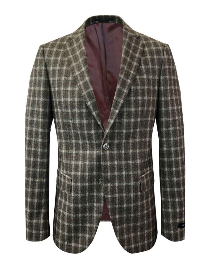 Picture of Reporter Fashion Check Jacket