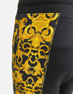 Picture of Versace Logo Baroque Side Panel Trackpant