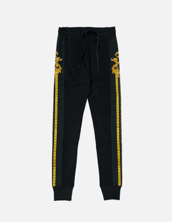 Picture of Versace Baroque Side Panel Trackpant