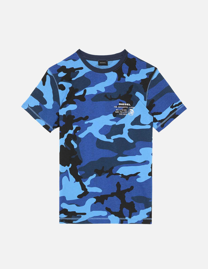Picture of Diesel Camo Diego Tee
