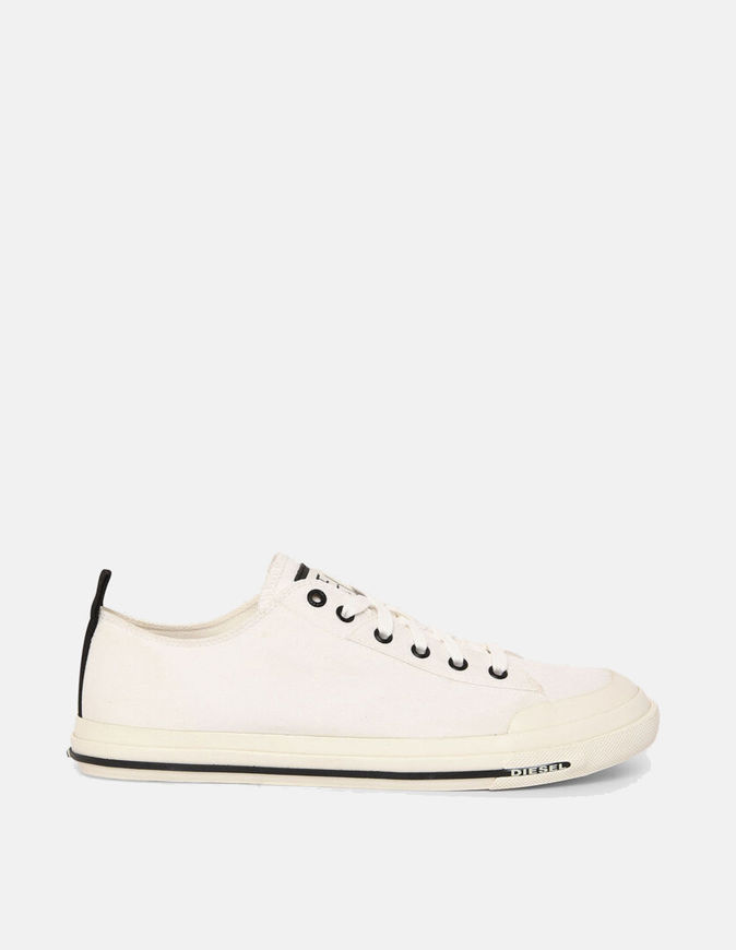 Picture of Diesel Astico White Low Sneaker