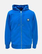 Picture of Diesel Blue Girk Hood Sweat Jacket